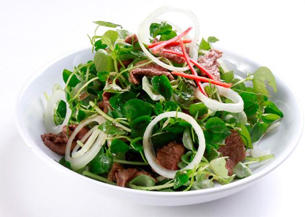 Chế biến món ăn ngon từ rau càng cua